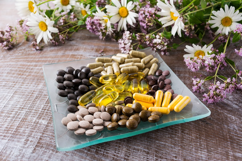 Die Ayurvedische Medizin setzt auf Naturprodukte wie Ashwagandha