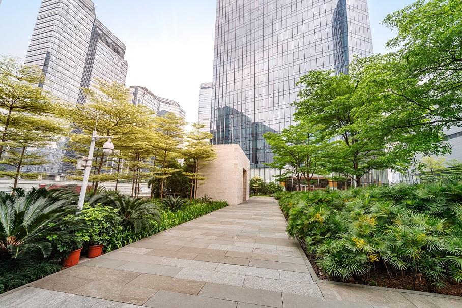 Wir brauchen grünere Städte
